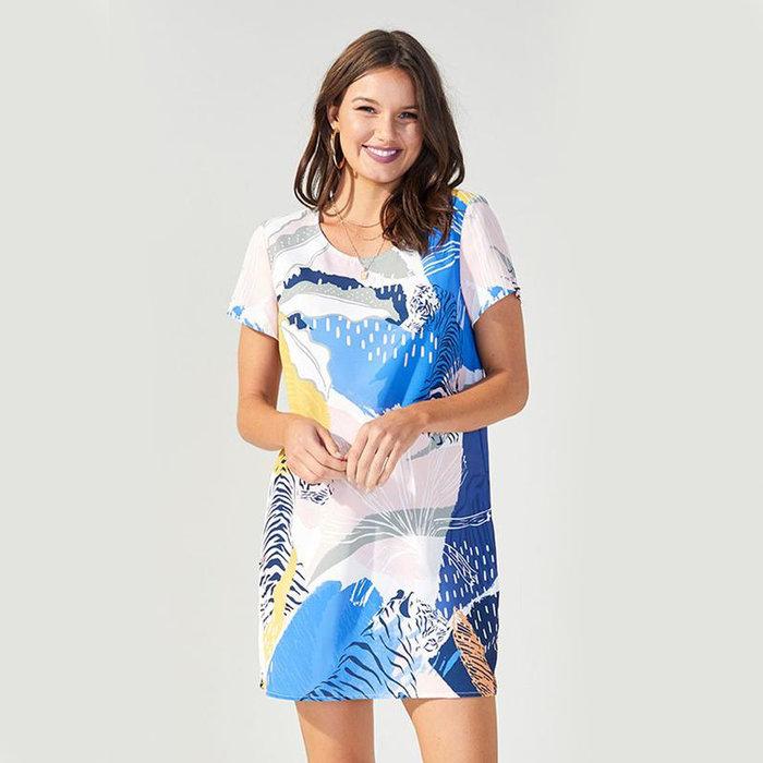Tiger Tee Dress