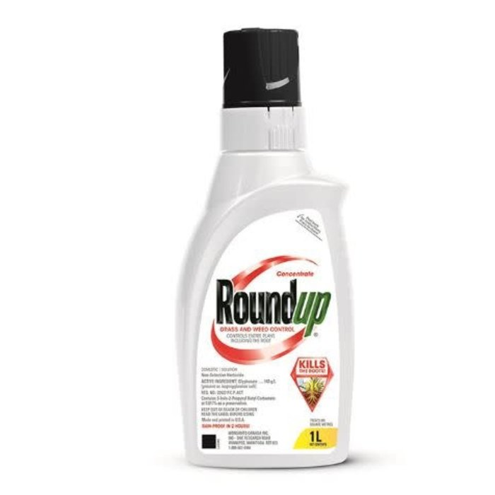 Round Up Concentrate 1L