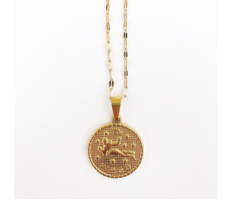 Star Sign Necklace