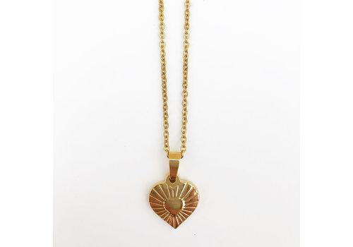 Jewellery By HannahLynn Wild Heart Necklace