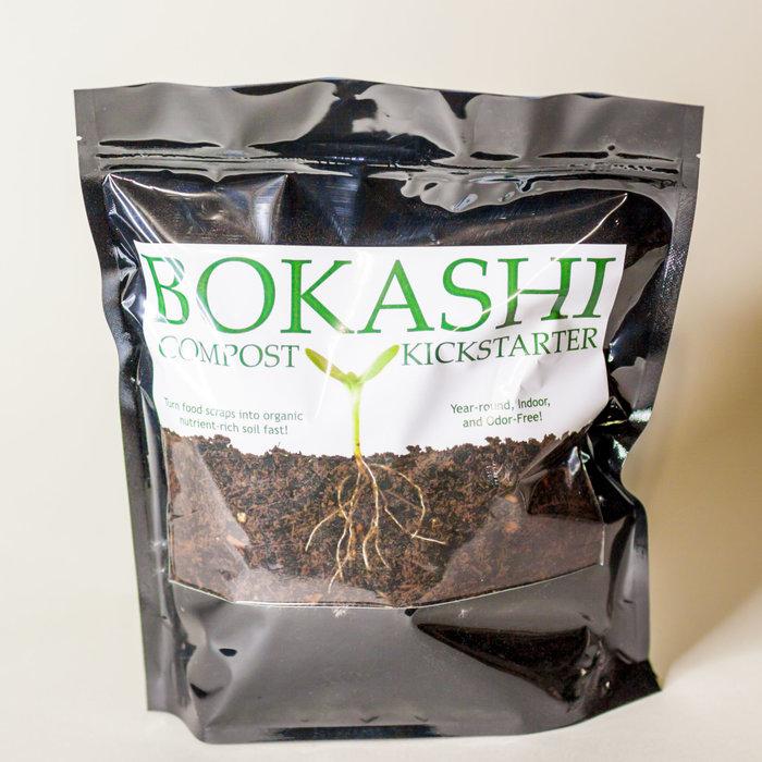 Bokashi Compost Kickstarter 500g