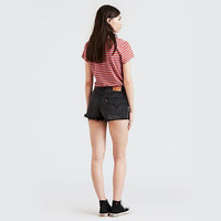 501 Mid Rise Shorts