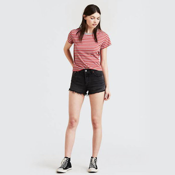 501 Mid Rise Shorts