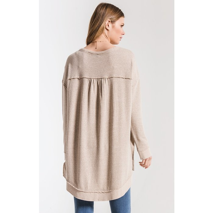 Tri-Blend Vacay Pullover