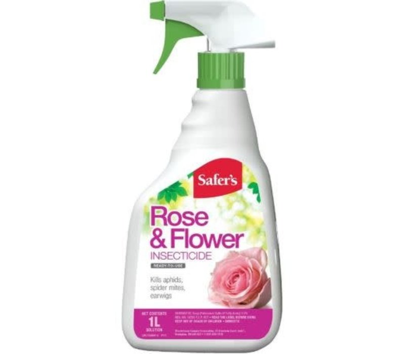 Rose and Flower Insecticide RTU 1L