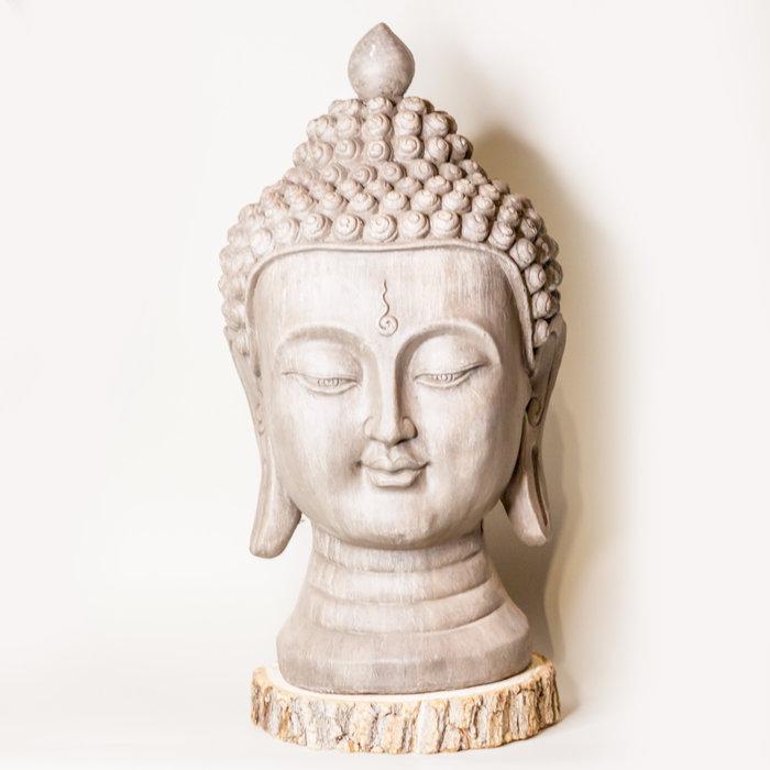 Buddha 32 x 31 x 59cm