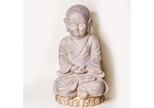 #13J-17 Buddhas Buddha 32 x 30 x 50cm