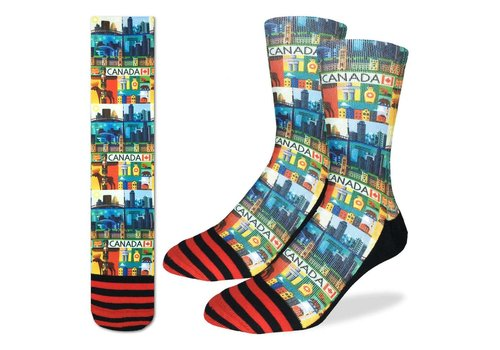 Good Luck Sock Men's Canada Socks