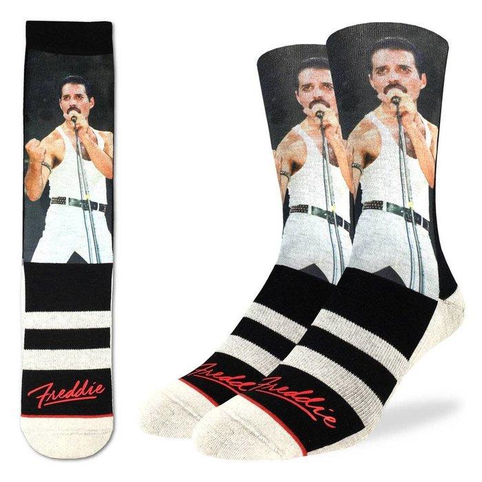 Men's Freddie At Live Aid Socks