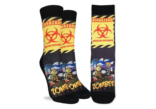 Good Luck Sock Women's Zombee Socks