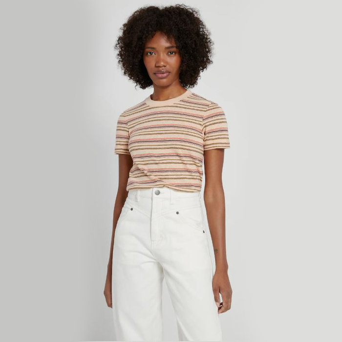 Hemp Striped Tee