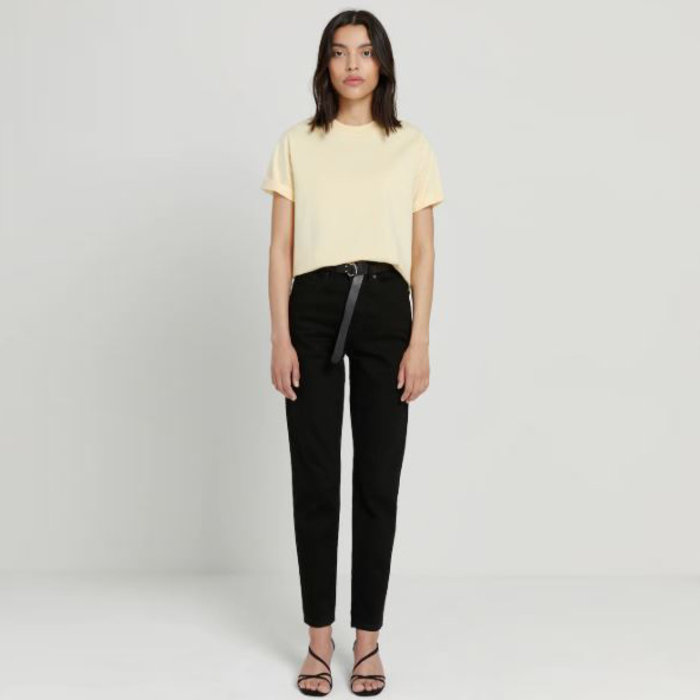 Stevie High Waisted Tapered Pant