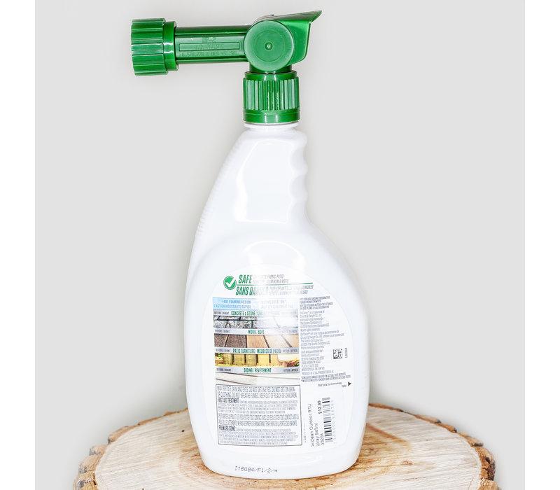 Oxiclean Outdoor RTU Spray 947ml