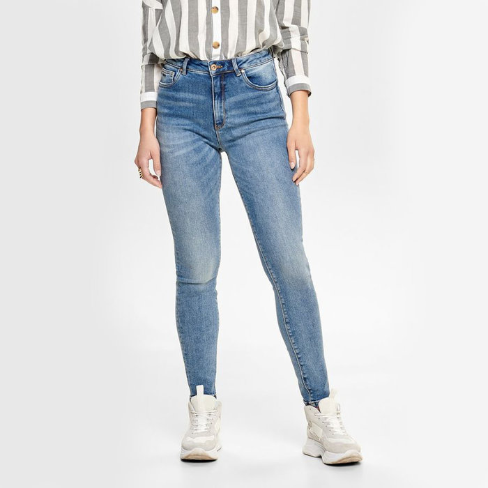 Mila HW Skinny Jeans