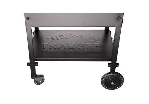 Traeger Lower Shelf Lil Tex