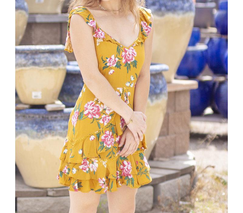 Fall For You Mini Dress