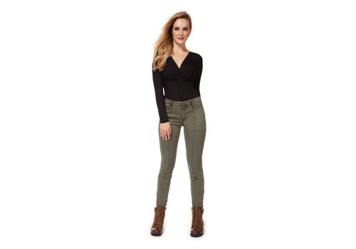 Dex Front Twist Bodysuit