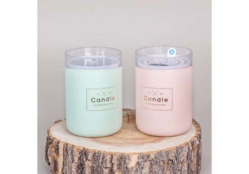 Candle Ultrasonic Air Humidifier