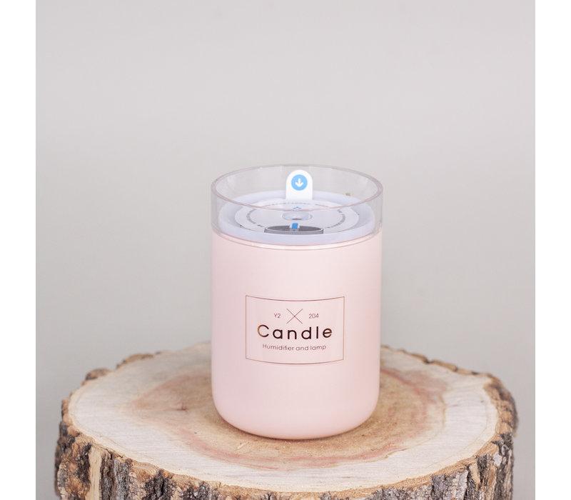 Candle Ultrasonic Air Humidifier
