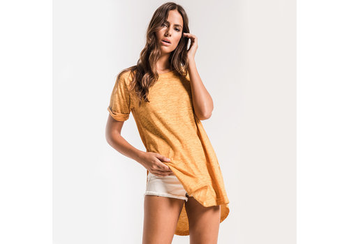 Z Supply Airy Slub Slit Tunic