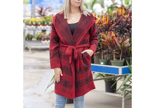 RD International Knit Robe