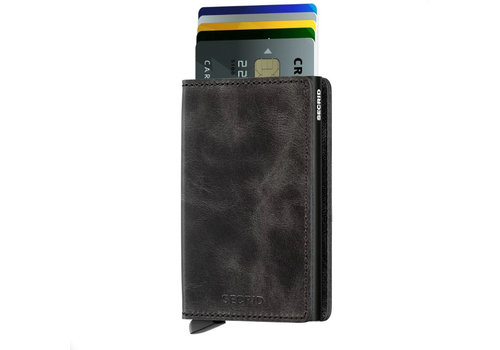 SECRID Slim Wallet Vintage