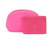 Signature Dome Cosmetic Bag