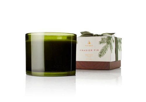 Thymes Poured Candle 3-Wick Frasier Fir