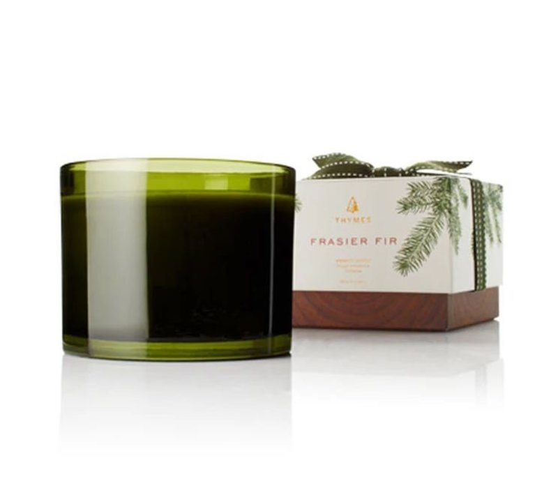 Poured Candle 3-Wick Frasier Fir