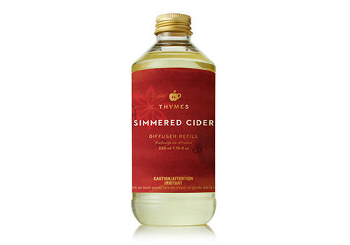 Thymes Diffuser Refill Simmered Cider