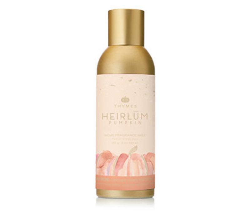 Home Fragrance Mist Heirlum Pumpkin
