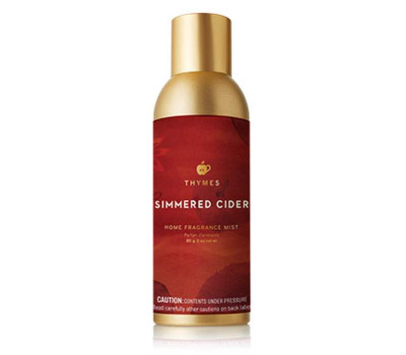 Home Fragrance Mist Simmered Cider