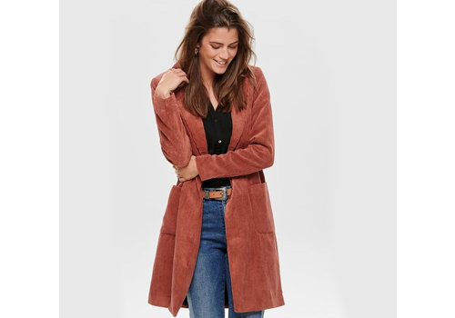 ONLY Astrid Corduroy Coat