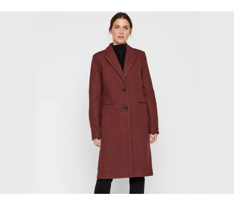 hoard as a rare commodity complete range of articles official site Vero Moda Blaza Long Wool Jacket