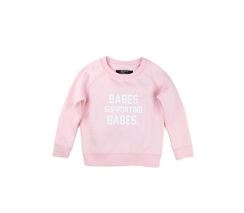Babes Supporting Babes Kids Crew