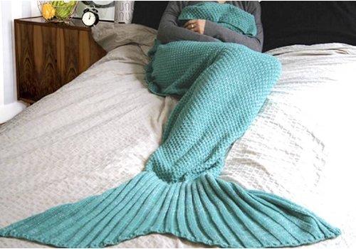Mermaid Tail Blanket Adult