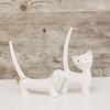 Ceramic Ring Holder Cat/Dog