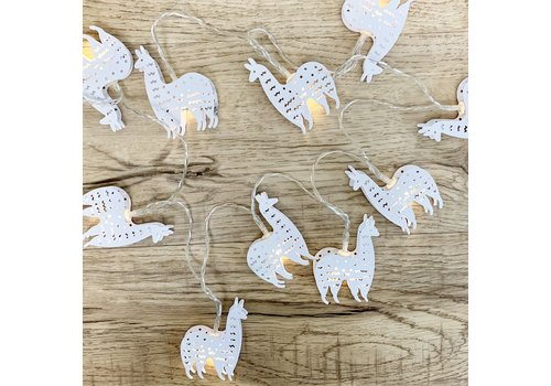 Llama String Light 10-LED