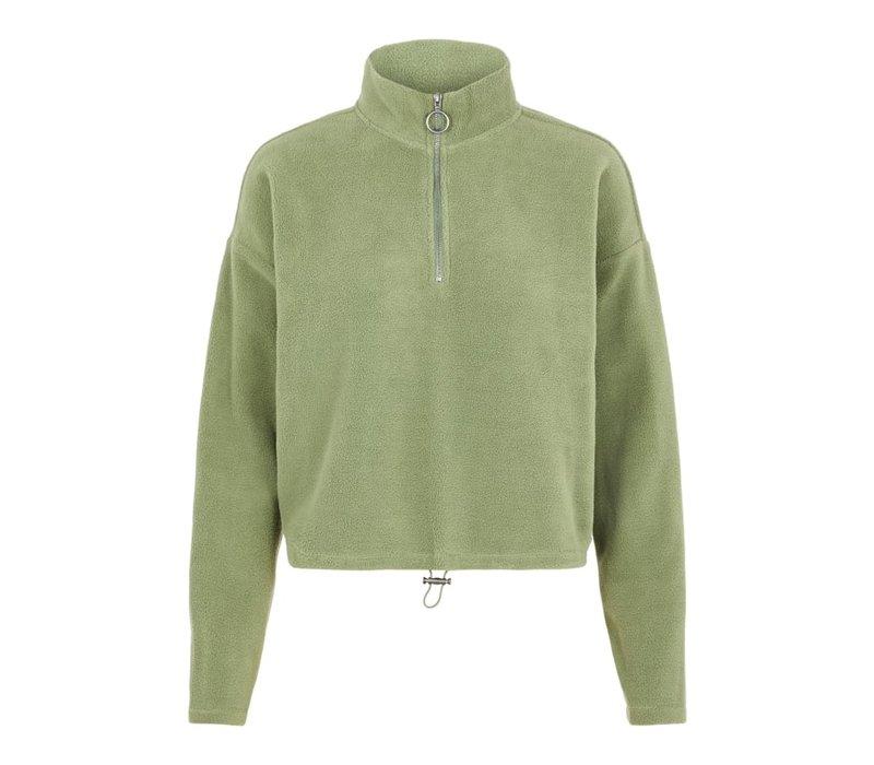 Misser LS Cropped Fleece