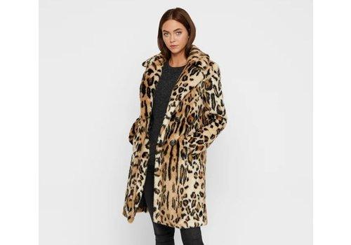 Vero Moda Rio Harper Faux Fur Jacket