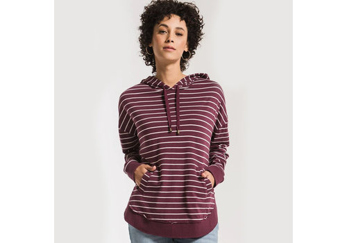 Z Supply Stripe Dakota Pullover