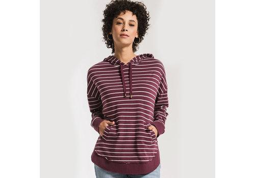 Z Supply Stripe Dakota Pullover