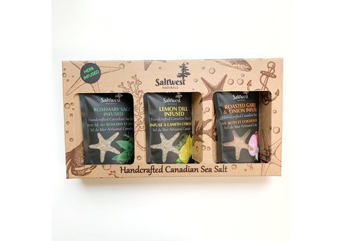 Saltwest Naturals Herb Gift Box