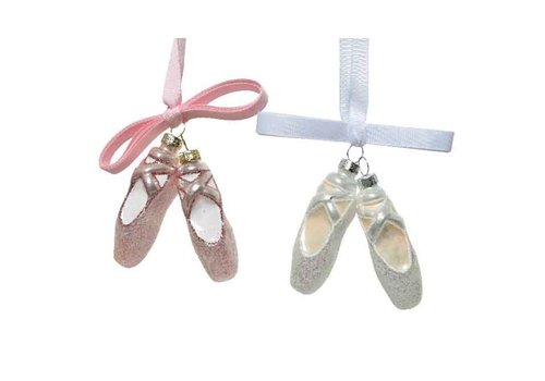 Kaemingk Ballet Shoes With Bow