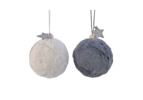 Kaemingk Faux Fur Ball