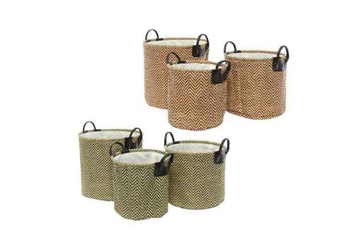 Kaemingk Basket With Handles
