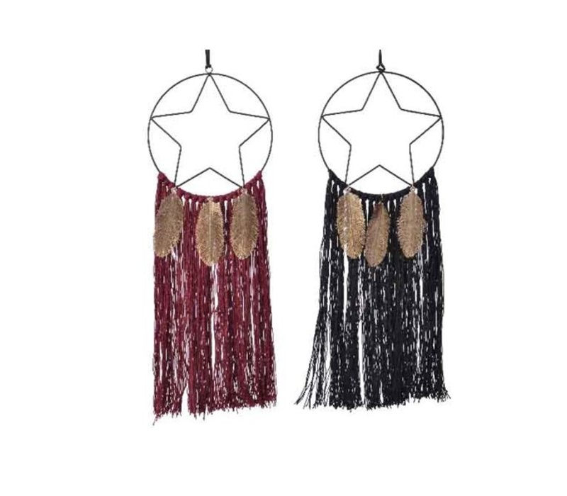 Star Ring With Tassel