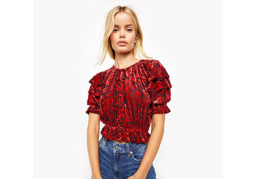 Free People Velveteen Dreams