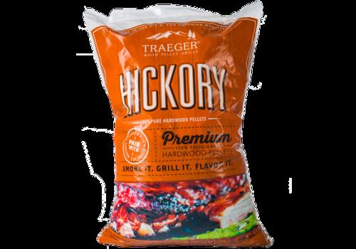 Traeger Hickory Pellets Bi-Lingual 20lb