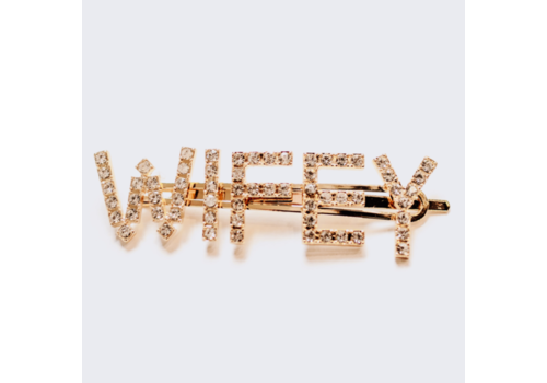 Philocaly Wifey Pin Gold